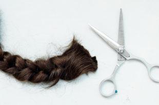 Haarspende Haare spenden Friseur