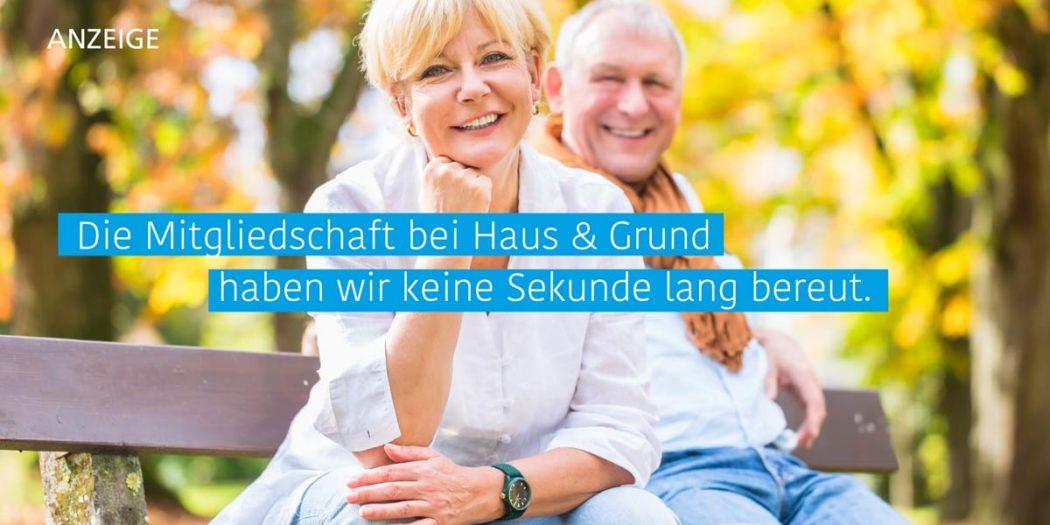 Werbung Anzeige Landingpage Haus und Grund Bruchsal Philippsburg