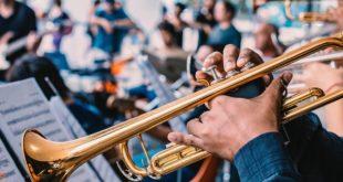 Musik Orchester Trompete Konzert