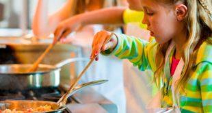 Kind kochen Kochkurs