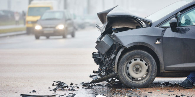 Autounfall, Unfall, Schaden, Zusammenstoß