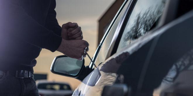 Einbruch Diebstahl Einbrecher Auto Raub
