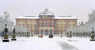 Winter, Advent, Schloss, Musik, Aufführung