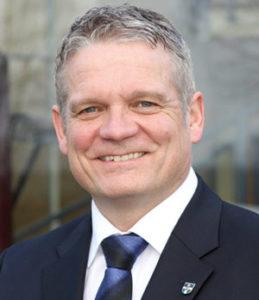 Thomas Ackermann, Bürgermeister Hambrücken