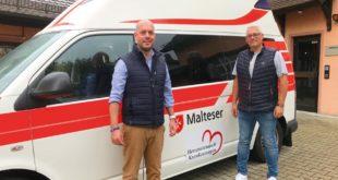 Malteser Hilfsdienst e.V. Herzenswünsche Herzenswunsch-Krankenwagen Bruchsal