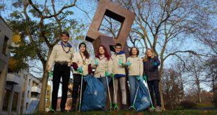 Müllsammelaktion-Pfadfinder-Stamm-Greif