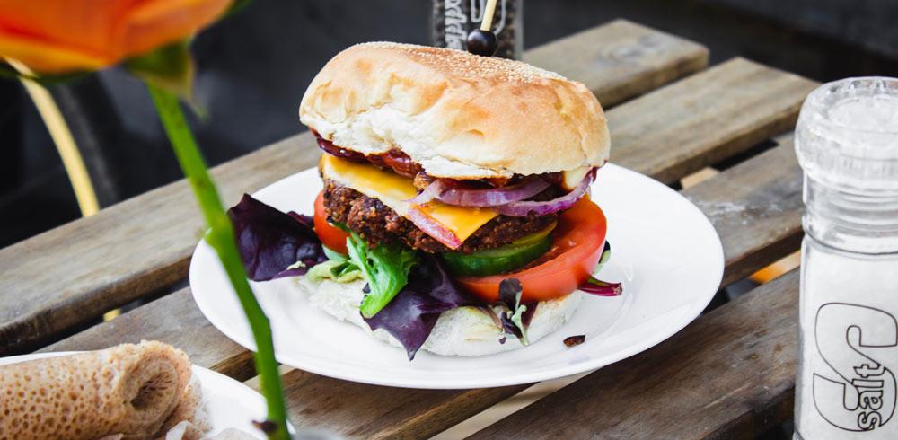 Essen, Burger, Streetfood