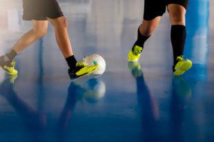 Fußball, Hallenfußball, Tunier