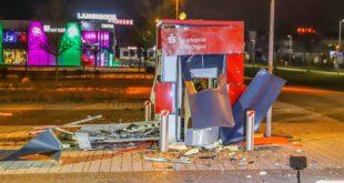 2020-03-08-Bruchsal Geldautomat gesprengt