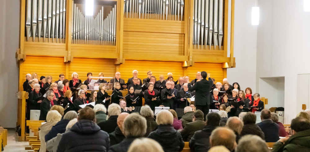 Chor der Hofkriche Bruchsal