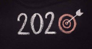 Ziele Vorsatz 2020