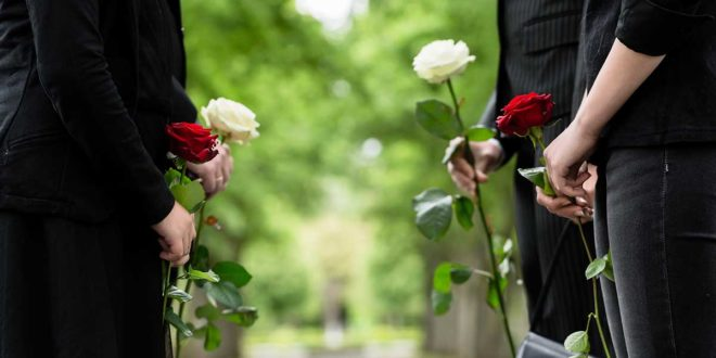 Beerdigung Trauer Friedhof