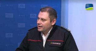 Oliver Haas Feuerwehrkommandant Bretten