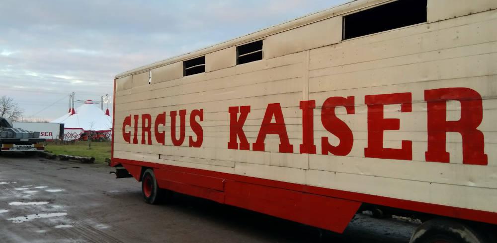 Bruchsaler Weihnachtscircus Circus Kaiser