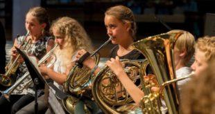 Nachwuchsmusiker des Badischen KONServatoriums