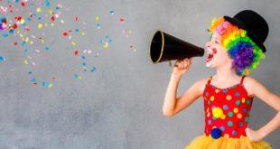 Kinderfasching Fasching Karneval
