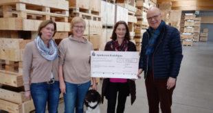 Bürgerstiftung Spende Firma Mohr