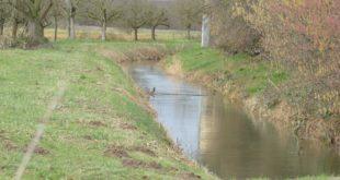 Saalbach Hochwasser Karlsdorf