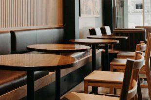 Gastronomie Restaurant leer