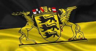 Landesfahne Baden-Württemberg