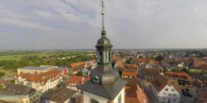 Ubstadt-Weiher Kirche