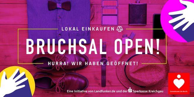 Unternehmen aus Bruchsal & der Region – Gemeinsam da durch. |
