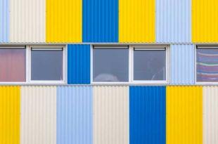 Symbolbild-Flüchtlingsunterkunft-Wohncontainer