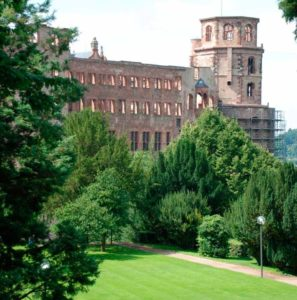 Scloss Heidelberg