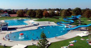 Schwimmbad Bruchsal SaSch!