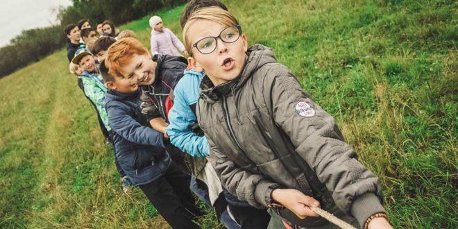 Kinder Jugend Spiel Kids Spaß
