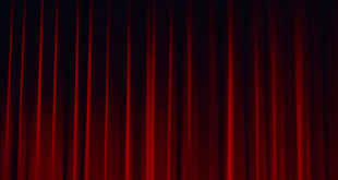Theater Bühne Vorhang