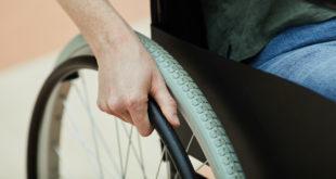Beeinträchtigung Rollstuhl