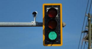 Ampel Lichtanlage Verkehr