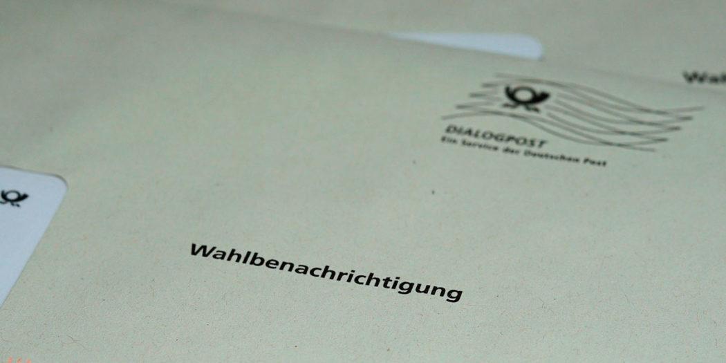 Wahl Briefwahl