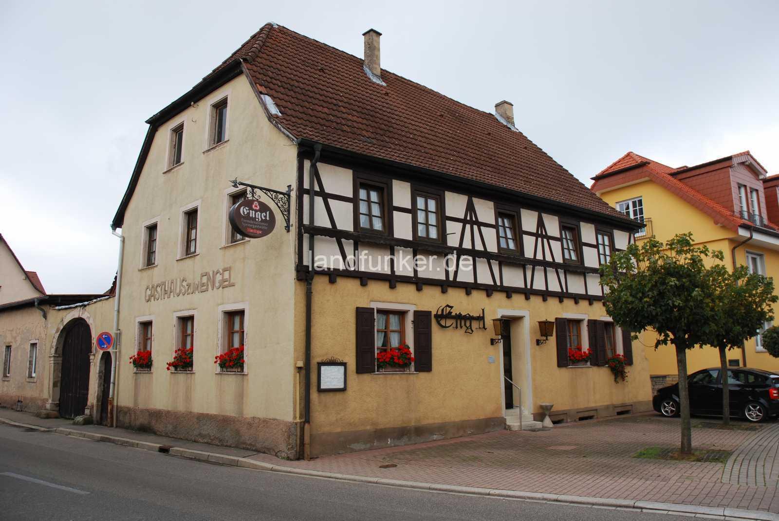 Corona Ubstadt Weiher