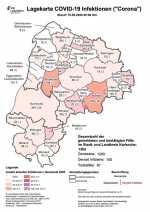 Corona Karte Landkreis Karlsruhe